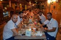 ALI ÇAĞLAR - Didim Belediyespor'a Moral Yemeği