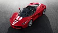 FERRARI - Ferrari'den Çocuklara Büyük Destek