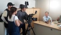 YAĞLI GÜREŞ - Gazeteci Halil Delice, G. Kore Televizyonuna Kırkpınar'ı Anlattı