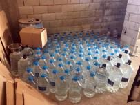 GAZIANTEP EMNIYET MÜDÜRLÜĞÜ - Gaziantep'te Sahte İçki Operasyonu