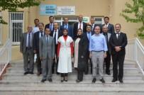 İlçe Milli Eğitim Müdürleri Toplantısı İnhisar'da Yapıldı