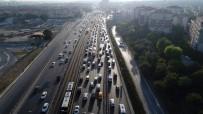 HALKALı - İstanbul'da Bu Yollara Dikkat!
