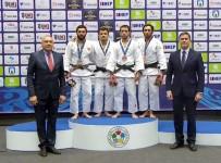 AHMET ŞAHIN - Judo Grand Prix'de İki Bronz Madalya