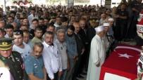 ABDURRAHMAN ÖZ - Kalp Krizi Sonucu Hayatını Kaybeden Asteğmen Nazilli'de Toprağa Verildi