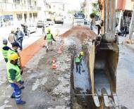 ALİ FUAT CEBESOY - Karabağlar Vatan Mahallesine 5.9 Milyon Liralık Yatırım