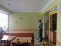 ULU CAMİİ - Körfez Belediyesi'nden Cami Ve Derneklere Tadilat Desteği
