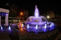 SÖĞÜTLÜÇEŞME - Küçükçekmece'de Parklar Süs Havuzlarıyla Güzelleşiyor