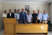 YUNUS KILIÇ - Malatya Ziraat Odaları İl Koordinasyon Kurulu Başkanı Yunus Kılıç Açıklaması