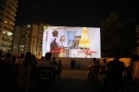 ANİMASYON - Mezitli Belediyesi'nin Yazlık Sinemasına Yoğun İlgi