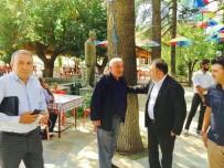 MUSTAFA AKSOY - MHP Antalya İl Yönetimi İlçelere Çıkarma Yaptı