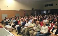 BITIRME PROJESI - Mimarlık Fakültesi Deneyimli Mimar Cem Erözü'yü Ağırladı
