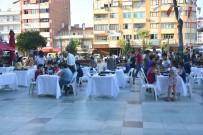 HALUK ALICIK - Nazilli Belediye Meydanında Satranç Oynadılar