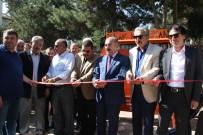 NEVŞEHİR BELEDİYESİ - Nevşehir'e Sokak Kütüphanesi Kuruldu