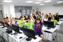 ROBOTLAR - Öğrenciler Beyaz Kule Koleji'nde Teknolojiyi Etkin Kullanıyorlar