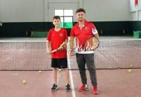 ERTUĞRUL SAĞLAM - Osmangazili Tenisçi U21 Olimpiyatlarına Hazırlanıyor