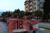 FATIH ÜRKMEZER - Safranbolu'da Festival Meşalesi Yandı