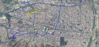 MİLLET CADDESİ - Salihli'nin Alt Yapısı Koordineli Olarak Yenileniyor