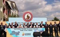 AYDıN ERDOĞAN - Seydişehir'de Eski Garaj Ticaret Ve Konut Projesinin Temeli Atıldı