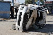 Şırnak'ta Feci Kaza Açıklaması 1 Ölü, 2 Yaralı