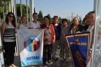 HUZUR EVI - Söke Rotary Kulübü Yaşlıların Gönlünü Aldı