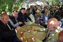Taşköprü Belediyesi'nden 3 Bin Kişiye Aşure İkramı
