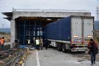 Tosya'da Trafik Kazası Açıklaması 1 Yaralı