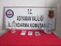 BEŞPıNAR - Uyuşturucu Kullanan 10 Kişi Yakalandı