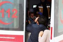 CEM SULTAN - Yangından Etkilenen Çocuklar Gözyaşlarına Boğuldu