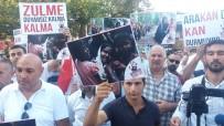 TOPLU TECAVÜZ - Arakan'da Yaşanan Katliam Bursa'da Protesto Edildi