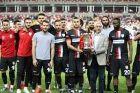 MUHAMMET DEMİR - Cumhuriyet Kupası'nı Sivasspor Kazandı