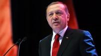 SIVAS KONGRESI - Erdoğan'dan Sivas Kongresi'nin Yıldönümü Mesajı