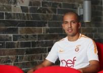 RONALDO - Feghouli Açıklaması 'Maçta Elendik Ve Bundan Dolayı Ağladım'