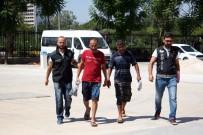 İÇ ÇAMAŞIRI - İç Çamaşırında Uyuşturucuyla Polise Yakalandı