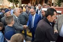 AYHAN DURMUŞ - Kartepeliler Uzunçiftlik'te Bayramlaştı