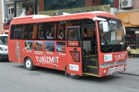 MUSTAFA TÜRK - Kırmızı Otobüsle İzmit Turu Devam Ediyor