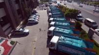 ZORUNLU TRAFİK SİGORTASI - Melikgazi Belediyesi'ndeki Hizmet Araçlarının Tamamı Trafik Sigortalı