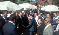 ÜLKÜCÜLER - MHP Erzurum Teşkilatında Bayramlaşma