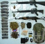 SİVİL KIYAFET - O Teröristlerin Kullandığı 9 Sığınak Bulundu
