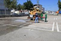ÇEVRE KIRLILIĞI - Osmangazi'de Kurban Kesim Yerleri Temizlendi