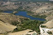 PİKNİK ALANLARI - Ankara'nın Havadan Fotoğraflanan Gölleri Görsel Bir Şölen Sunuyor