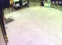 HIRSIZLIK ÇETESİ - Organize Hırsızlık Çetesi Soygunu Bırakıp Böyle Kaçtı