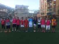 ÇALıŞMA VE SOSYAL GÜVENLIK BAKANLıĞı - Roman Kursiyerler Futbol Maçı Yaptı