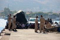 SENEGAL - Sahil Güvenlik Yakaladı Açıklaması Tam 40 Kişi!