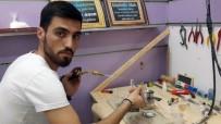 ARTUKLU ÜNIVERSITESI - Telkari Sanatını KOSGEB Desteğiyle Yaşatıyor