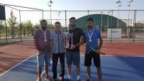 ALI ACAR - Tenis Sporu Malatya'da Yükselişte