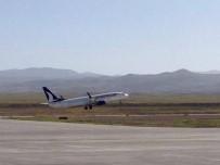 TEKNİK ARIZA - THY Uçağı Iğdır'dan Havalanamadı