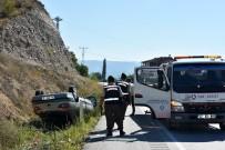 SULUCA - Tosya'da 5 Kişilik Aile Ölümden Döndü