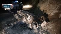 Uzungöl'de Trafik Kazası Açıklaması 2 Yaralı