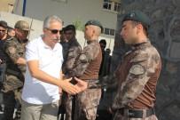 ÖZEL HAREKATÇI - Vali Toprak Açıklaması 'Şehitlerin Kanı Yerde Kalmadı'