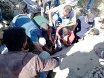 2,5 Yaşındaki Ferhat, 25 Saat Sonra Kayalıklarda Bulundu